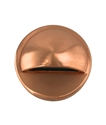 Picture of Exterior Copper 12V LED Surface Mounted Eyelid Step Light (STE14) CLA Lighting