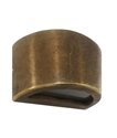 Picture of Exterior Bronze Curved Step Lights (STE11) CLA Lighting
