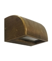 Picture of Exterior Bronze Curved Step Lights (STE12) CLA Lighting