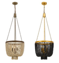 Picture of Maddisson 3 Lights Beads Pendants MDA Lighting