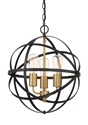 Picture of Apollo 3 Lights Pendant MDA Lighting