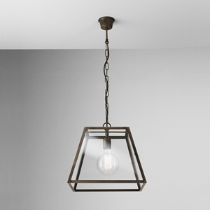 online retailer ca1a4 57011 London Small 1 Light Chain Pendant (IL205.21.FF) IL Fanale