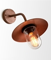 Picture of Aged Copper Exterior Wall Light (DEKSEL01) CLA Lighting
