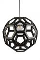Picture of Banega 50CM Timber Pendant (BANEGA-50) Fiorentino Lighting
