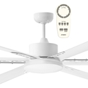 """Picture of Martec Albatross 72"""" or 84"""" DC Ceiling Fan With Remote Martec"""