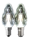 Picture of 4W Crystal Gem Candle lamp Lusion Lighting
