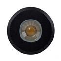 Picture of Elite Black Aluminium 3W LED Deck or Inground Light (HV2881-BLK) Havit Lighting