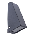 Picture of Exterior Black 240V Wall Wedge (WEDGEGBL) CLA Lighting
