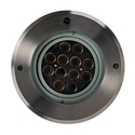 Picture of Exterior 18W 316 Stainless Steel Adjustable Inground Light (HCP-25118) Havit Commercial