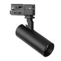 Picture of Black Three Circuit 10W Dimmable Track Head (HCP-10221X1) Havit Commercial
