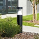 Picture of 22W LED Eclipse Bollard- with Motion Sensor (DUBMS80) Superlux Lighting
