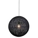 Picture of Kono 1 Light Black Pendants (OL64230BK, OL64245BK,OL64260BK) Oriel Lighting