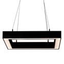 Picture of Black 600mm x 600mm Square LED Pendant (HCP-672850) Havit Commercial