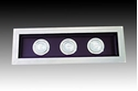 Picture of Triple Step Rectangular Downlight