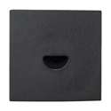 Picture of Black Square Recessed 3w LED Triac Dimmable Step Light (HCP-22233) Havit Commercial