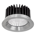 Picture of 316 Stainless Steel 18w IP65 TRI Colour Dimmable Recessed LED Downlight (HCP-81122118) Havit Commercial