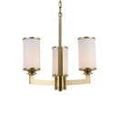 Picture of Ahern 3 Light Pendent (Ahern PE3-BS/OP) Telbix Lighting